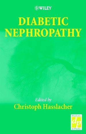 Diabetic Nephropathy (0471489921) cover image