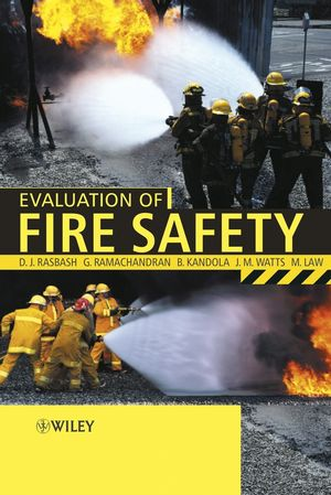Evaluation of Fire Safety (0471493821) cover image