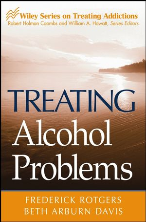 Treating Alcohol Problems (0471494321) cover image