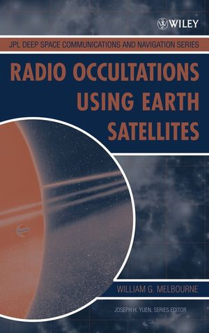 Radio Occultations Using Earth Satellites: A Wave Theory Treatment