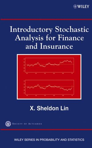 Introductory Stochastic Analysis for Finance and Insurance (0471716421) cover image