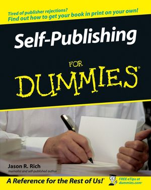 Self-Publishing For Dummies (0471799521) cover image