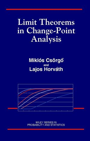 Limit Theorems in Change-Point Analysis (0471955221) cover image