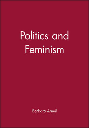 Politics and Feminism (0631198121) cover image