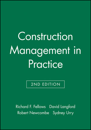 Construction Management in Practice, 2nd Edition