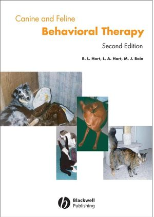 Canine and Feline Behavior Therapy, 2nd Edition (0683039121) cover image
