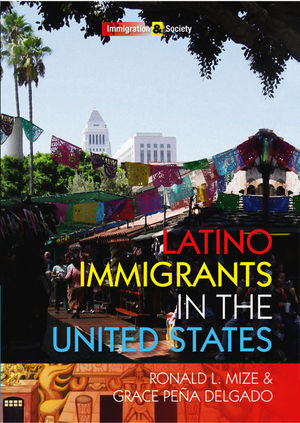 Latino Immigrants in the United States (0745647421) cover image