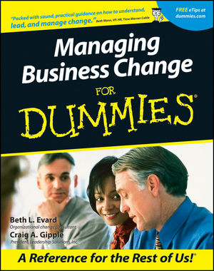 <span class='search-highlight'>Managing</span> <span class='search-highlight'>Business</span> Change For Dummies