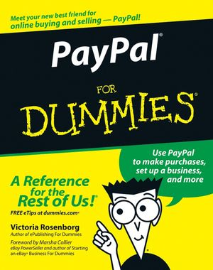 PayPal For Dummies