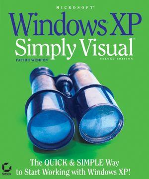 Microsoft WindowsXP: Simply Visual, 2nd Edition