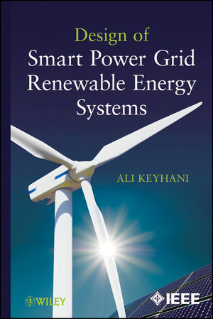 Design of Smart Power Grid Renewable Energy Systems (1118005821) cover image
