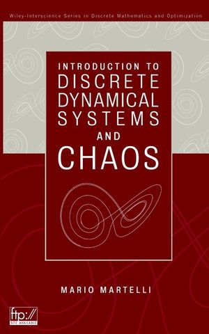 Introduction to Discrete Dynamical Systems and Chaos (1118031121) cover image