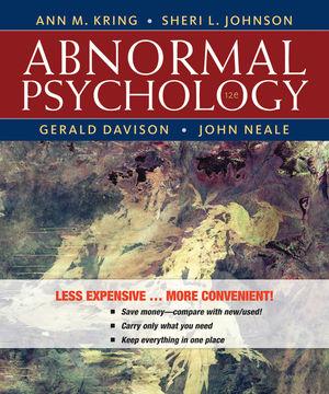 Abnormal Psychology, 12th Edition Binder Ready Version