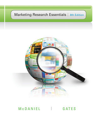 Marketing Research Essentials, 8th Edition