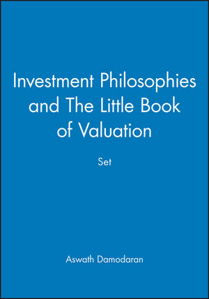 Investment Philosophies, 2e & The Little Book of Valuation Set