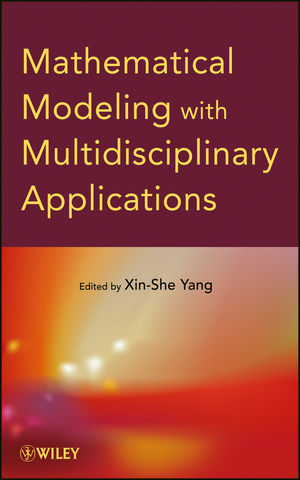 Mathematical Modeling with Multidisciplinary Applications (1118458621) cover image