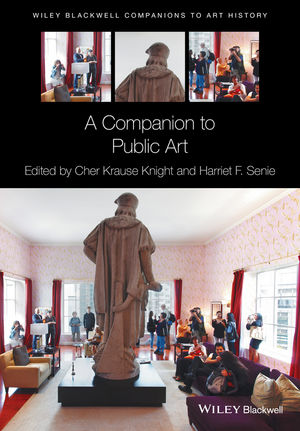 A Companion to Public Art (1118475321) cover image