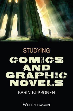 Studying Comics and Graphic Novels (1118499921) cover image