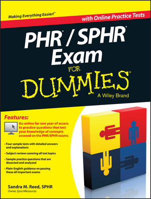 PHR / SPHR Exam For Dummies