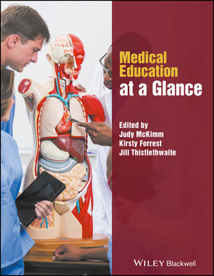 Medical Education at a Glance (1118723821) cover image