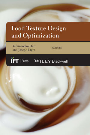 Food Texture Design and Optimization (1118766121) cover image