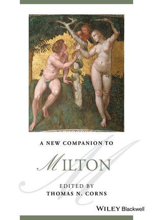 A New Companion to Milton (1118827821) cover image