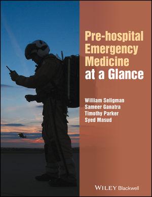 Pre-hospital Emergency Medicine at a Glance (1118829921) cover image