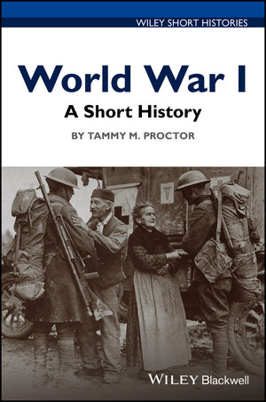 World War I: A Short History (1118951921) cover image