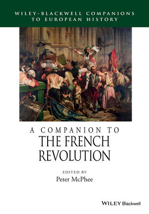 A Companion to the French Revolution (1118977521) cover image