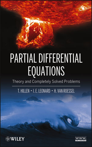 Partial Differential Equations: Theory and Completely Solved Problems (1119012821) cover image