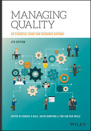 Managing Quality: An Essential Guide and Resource Gateway, 6th Edition