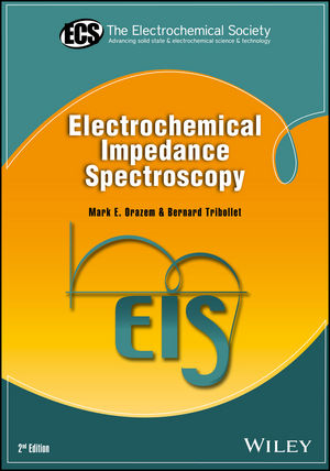 Electrochemical Impedance Spectroscopy, 2nd Edition (1119341221) cover image