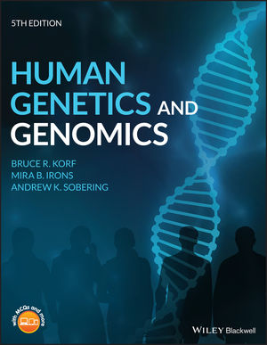 Human Genetics and Genomics, 5th Edition