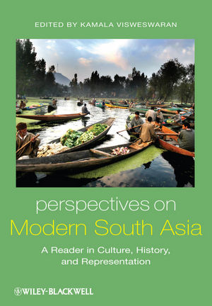 Perspectives on Modern South Asia: A Reader in Culture, History, and Representation (1405100621) cover image