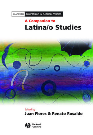 A Companion to Latina/o Studies (1405126221) cover image