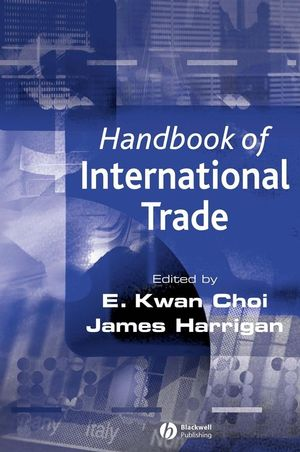 Handbook of International Trade (1405142421) cover image