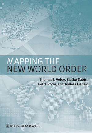 Mapping the New World Order (1405169621) cover image