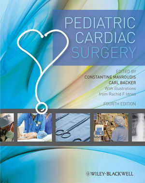 Book Cover Image for Pediatric Cardiac Surgery, 4th Edition