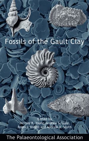 The Palaeontological Association Field Guide to Fossils, Number 12, Fossils of the Gault Clay (1444335421) cover image