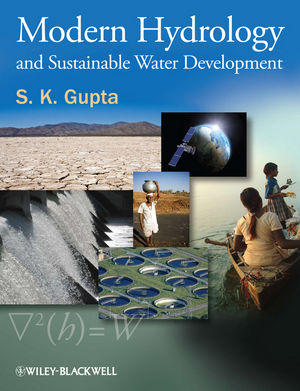 Modern Hydrology and Sustainable Water Development (1444347721) cover image