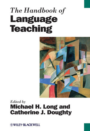 The Handbook of Language Teaching (1444350021) cover image