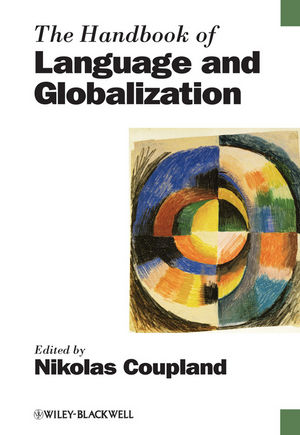 The Handbook of Language and Globalization (1444351621) cover image