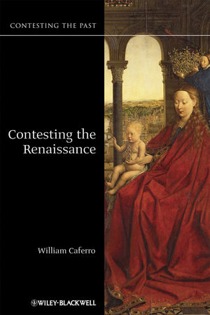 Contesting the Renaissance (1444391321) cover image