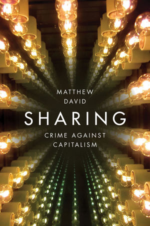 Sharing: Crime Against Capitalism (1509513221) cover image