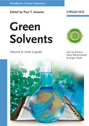 Green Solvents: Ionic Liquids, Volume 6