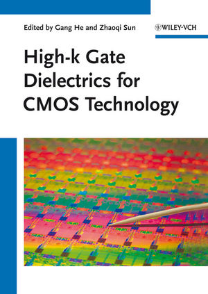 High-k Gate Dielectrics for CMOS Technology (3527330321) cover image