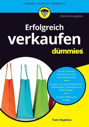 Erfolgreich verkaufen für Dummies, 2. Auflage