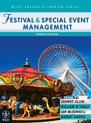 Festival and Special Event Management, 4th Edition (EHEP001321) cover image