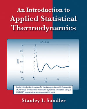 An Introduction to Applied Statistical Thermodynamics (EHEP001821) cover image