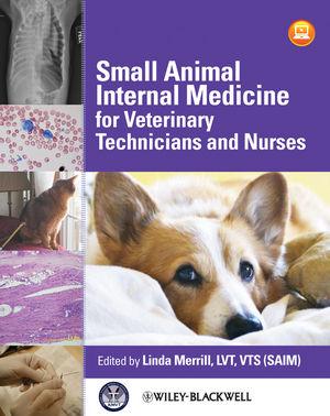 Small Animal Internal Medicine for Veterinary Technicians and Nurses (EHEP002621) cover image